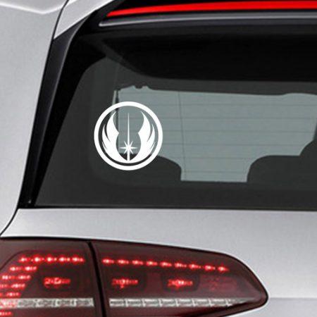 Фамилен стикер за кола Star Wars Jedi Order