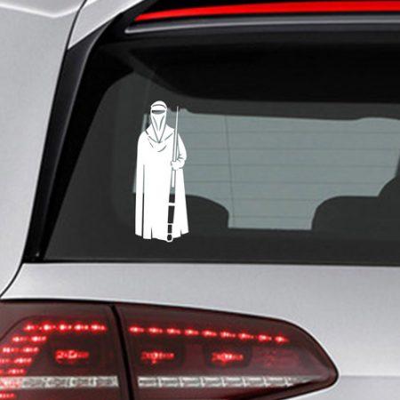 Фамилен стикер за кола Star Wars Royal Guard