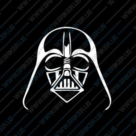 Фамилен стикер за кола Star Wars Darth Vader